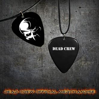 Trzalica obesek skull skupine Dead Crew