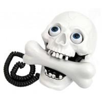 STACIONARNI TELEFON SKULL DTEL007