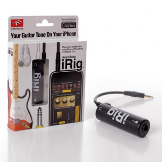 iRIG audio kitarski vmesnik za iPhone/iPod/iPad