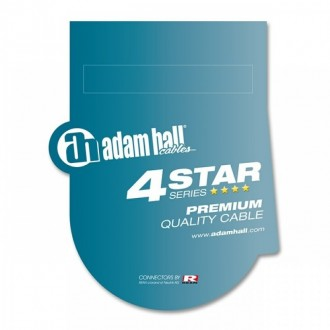Audio stereo kabel Adam Hall Rean Jack stereo K4YWPP0600