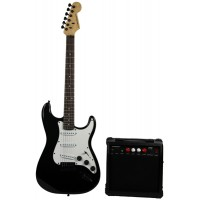 MADISON-STRAT10BL KITARSKI SET