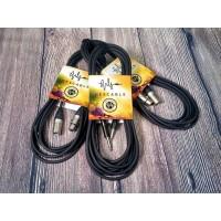 NES mikrofonski kabel XLR moški-XLR ženski 10m