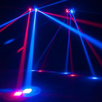 AFX Roller-Light2 RGBW LED EFEKT DMX