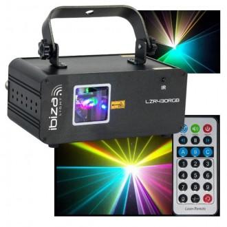 LASER IBIZA LZR430RGB