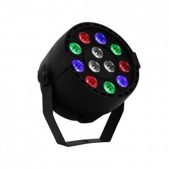 REFLEKTOR LED Par 12x3W RGBW SFP1203A