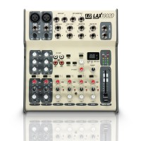 Pasivna mešalna miza LD SYSTEMS LD Systems LAX 1002 D 10 kanalna z efekti