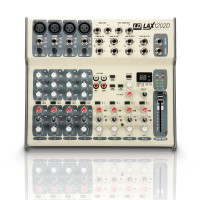 Pasivna mešalna miza LD SYSTEMS LAX 1202 D 12 kanalna z efekti