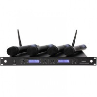 IBIZA 4 DALJINSKI MIKROFONI SET UHF40