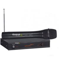 VHF1A Daljinski mikrofon 207.5MHz IBIZA SOUND