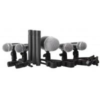Set mikrofonov za bobne PROEL DMH8XL