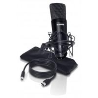 Komplet LD Systems D1013CUSB Studijski USB mikrofon + pop filter + mikrofonsko stojalo