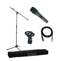 SMPACK Stojalo in mikrofon SET