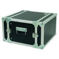 Rack kovček PROEL CR106BLKM 6U