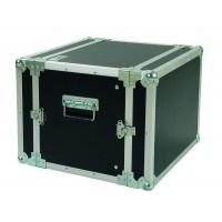 Rack kovček PROEL CR108BLKM 8U