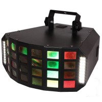 FURY-STROBE LED DMX Svetlobni efekt IBIZA LIGHT