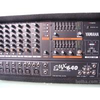 MEŠALNA MIZA POWER YAMAHA EMX640
