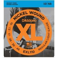 Strune za el. kitaro D'Addario EXL110