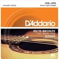 Strune za ak. kitaro D'Addario EZ900