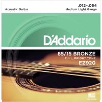 Strune za ak. kitaro D'Addario EZ920