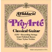 Strune za kl. kitaro D'addario EJ51