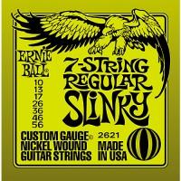 Strune za 7 str. električno kitaro Ernie Ball 2621