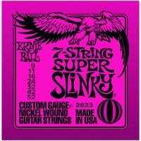 Strune za 7 str. električno kitaro Ernie Ball 2623