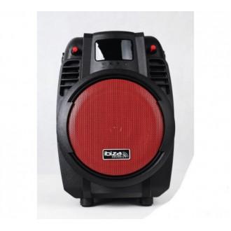 POWER6-PORT-R, Prenosni zvočniški sistem, IBIZA SOUND 50W