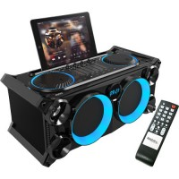 SPLBOX200-BK, Prenosni audio sistem, IBIZA SOUND