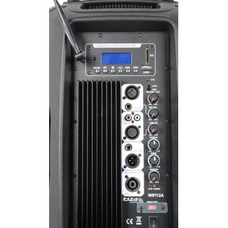 IBIZA WIFI12A 500W aktivni WiFi zvočnik