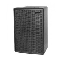 ERX10, Pasivni zvočnik, BST